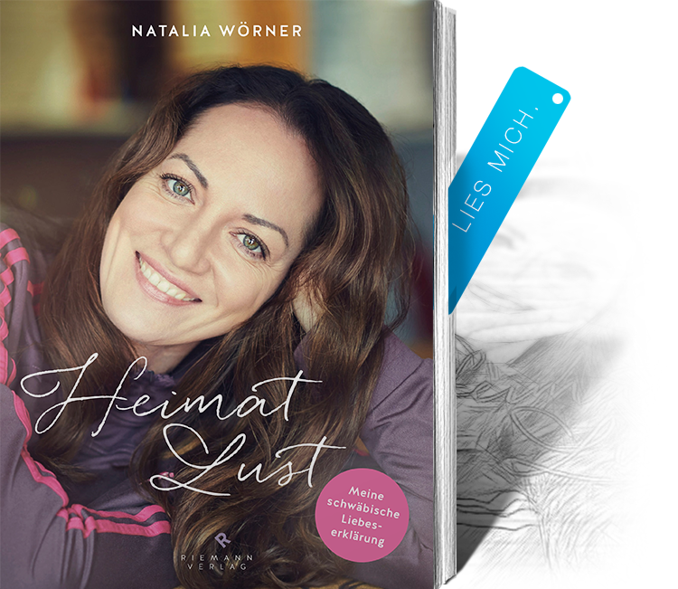 Heimat-Lust | Natalia Wörner mit Daniel Oliver Bachmann