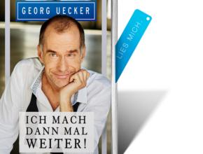 Ich mach dann mal weiter | Georg Uecker mit Daniel Oliver Bachmann